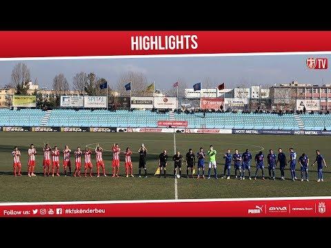Teuta 0-2 Skënderbeu