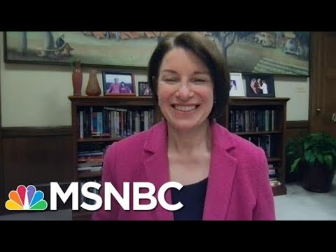Democrats' Plan For Voting Rights Bill Includes Forcing GOP To Talk Their Filibuster | Rachel Maddow