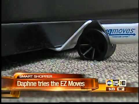 Moving? Slide heavy furniture with ease - YouTube