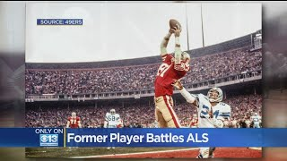 Former 49ers Legend Dwight Clark Diagnosed With ALS