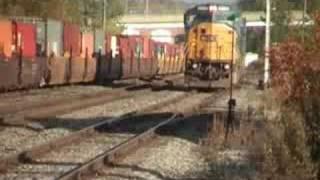Train Yards East Syracuse, NY