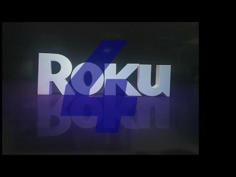 Roku 4 Streaming Media Player and Video Provider 4K UHD (4400R)