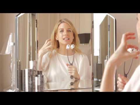 The Facialift - Sarah Chapman Skinesis Facial Massager Tool: How To
