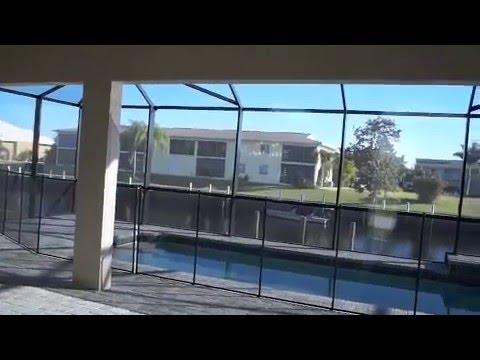 New Garden Pool Homes In Punta Gorda Fl