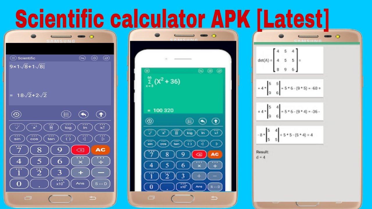 Casio online scientific calculator free