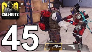 Call of Duty: Mobile - Gameplay Walkthrough Part 45 - Battle Royale Sniper Challenge (iOS, Android)