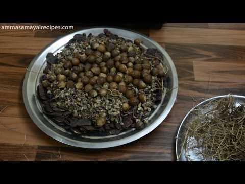 Shikakai Powder Preparation at Home | Home made herbal shampoo | சீயக்காய் தயாரிப்பது எப்படி?