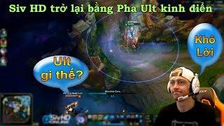 Video Đầu Tay Thánh Troll Siv HD Lắm Trò Khi Vừa Tái Xuất Giang Hồ