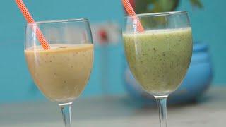 3 Коктейля Для Здоровой И Сияющей Кожи | 3 Рецепта Здорового Летнего Напитка