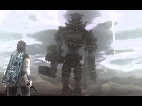 Shadow of the Colossus: Walkthrough - Part 2 [Colossus 3 ...