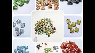 Reciclar CDs: crear teselas para mosaicos y decoraciones thumbnail