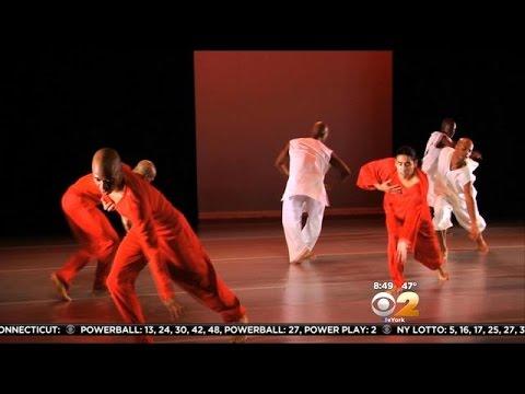 Interview: Alvin Ailey American Dance Theater's Winter Showcase