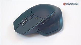 Logitech MX Master 2S Darkfield muis review - Hardware.Info TV (4K UHD)