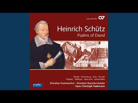 Psalms of David, Op. 2: Danket dem Herren, SWV 45,