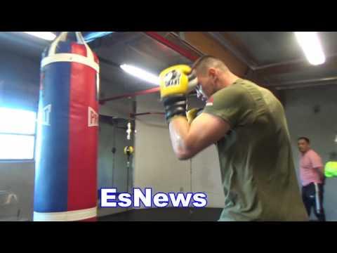 Fazliddin Gaibnazarov Gold Medal Winner From Uzbekistan To Turn Pro With Top Rank EsNews Boxing
