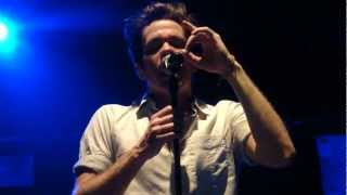 fun. - Some Nights Intro - live at Shepherds Bush Empire 2012
