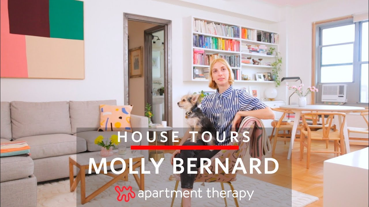 Younger Star Molly Bernard S Brooklyn Home House Tours Apartment Therapy