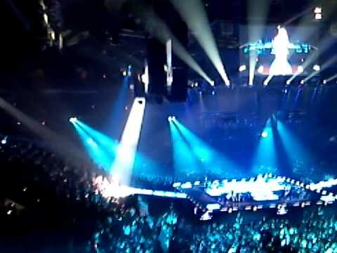 CELINE DION - THE POWER OF LOVE LIVE IN QUEBEC TAKING CHANCES TOUR 09