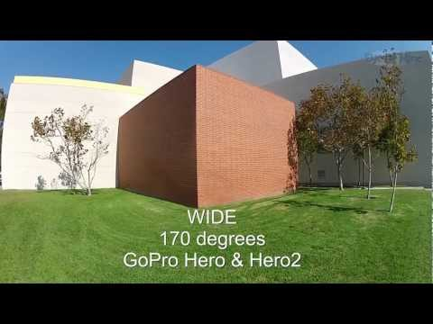 GoPro HD Hero vs. Hero2 Detailed Comparison