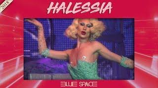 Blue Space Oficial - Halessia e Ballet - 14.10.18