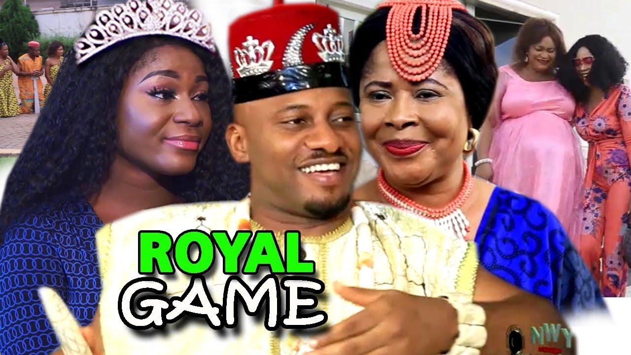 Download Royal Game Season 3&4 - Destiny Etiko / Yul Edochie 2019 Latest Nigerian Nollywood Movie
