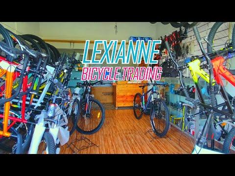 BAGONG TUKLAS NA BIKE SHOP | LEXIANNE BICYCLE TRADING thumbnail