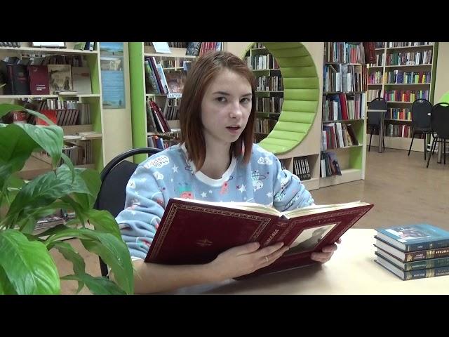 Изображение предпросмотра прочтения – АленаСкажутина читает произведение «Весенние воды» Ф.И.Тютчева