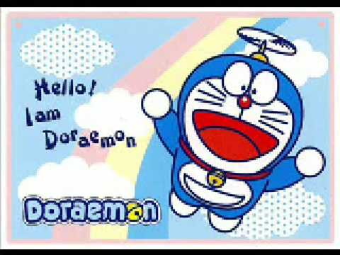 Theme Song of Doraemon in English