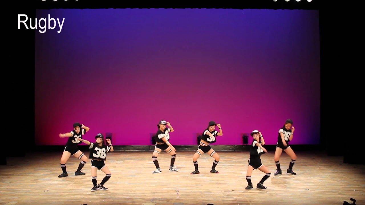 TNG英語キッズダンス発表会 Term 2 Recital Highlight 2015