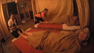 #811 Тайланд Паттайя Два дня в одном видео Тайский массаж(Мы с Рикардо открыли для себя самый лучший в мире массаж - тайский. Лучше поздно, чем никогда :))), 2016-05-09T21:24:06.000Z)