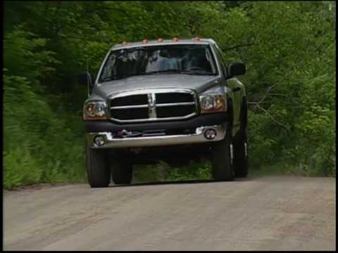 2005 dodge ram power wagon review