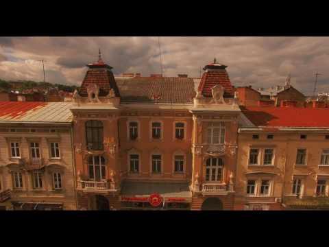 RMS In Ukraine|LVIV 4K Drone