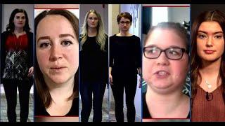 Elizabeth Smart interviews survivors of disgraced doctor Larry Nassar