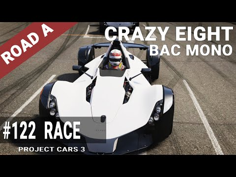 #122 Project CARS 3 - Crazy Eight - Race - Road A |