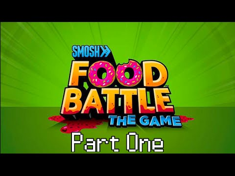 Smosh Food Battle: The Game: Part One