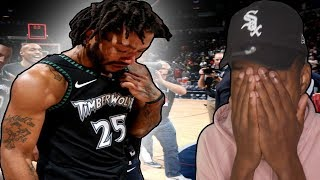 DERRICK ROSE FAN REACTS TO HIS 50 POINT GAME