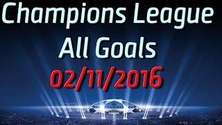 SPORT TV 1 HD - Champions League - Best Goals on [02/11/2016]