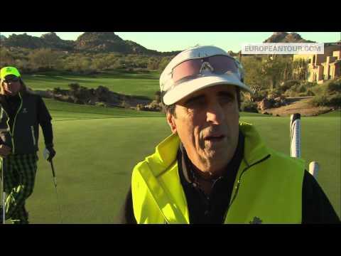 Alice Cooper - golf addict