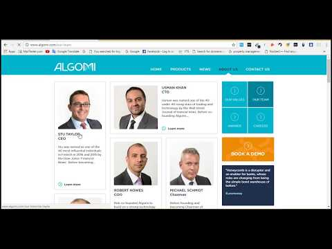 Company CEO, CFO, COO, President, Founder, Owner (Corporate & Personal Email collection)