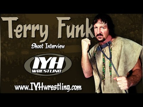 Terry Funk In Your Head Wrestling Shoot Interview