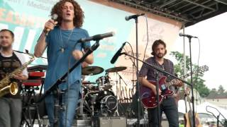 "The Revivalists ""Wish I Knew You"" - Live from the 2016 Pleasantville Music Festival"