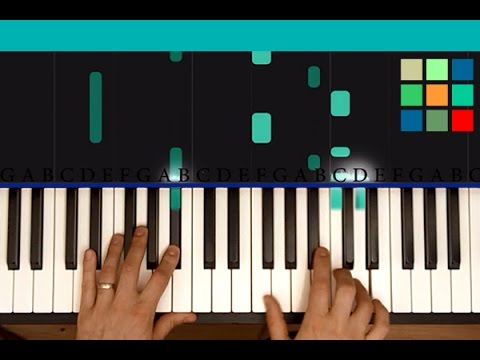 "Piano piano chords see you again : How To Play ""See You Again"" Piano Tutorial - YouTube"
