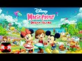 Disney Dream Island - Disney Game By Marvelous Inc. - iOS / Android - Gameplay Video