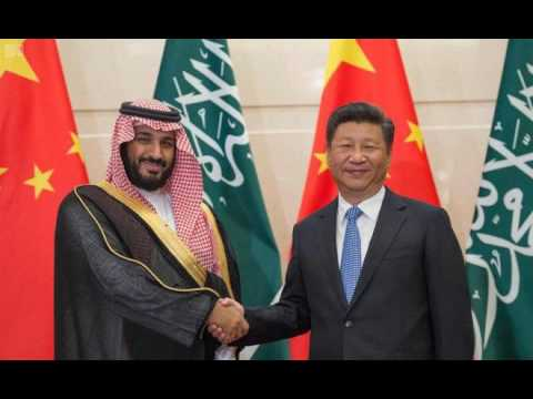 China's risky gamble to become a power player in the Arab world