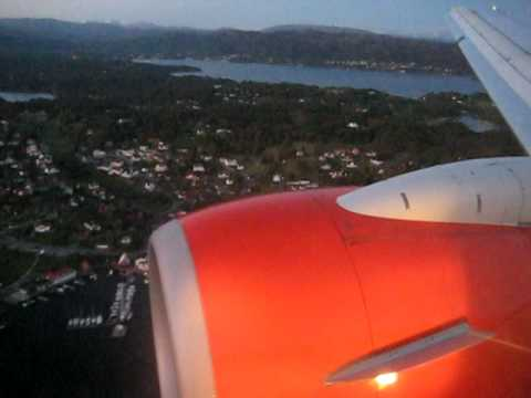 how to get to bergen airport
