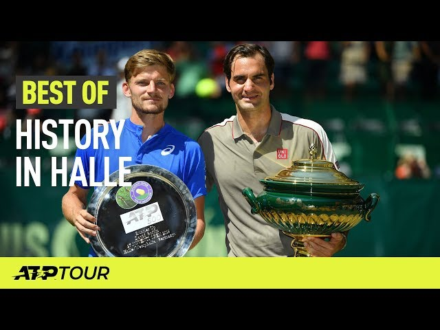 Best Moments Of Halle | THE BEST OF | ATP