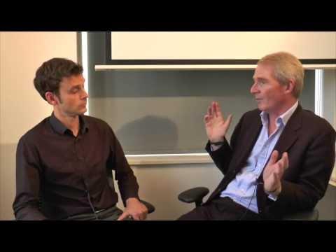 Interview with Professor Sir Nigel Shadbolt