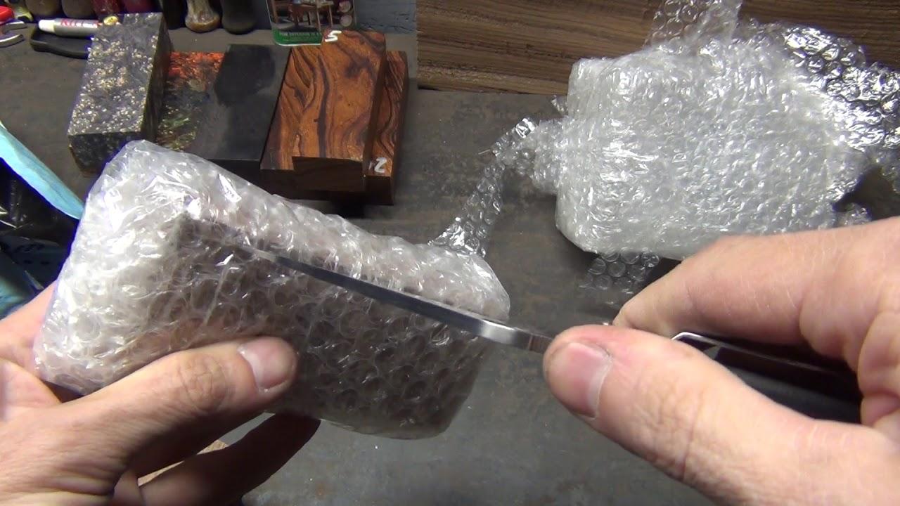 бруски дер. для рукоятей ножей,экзотика ,стабилка