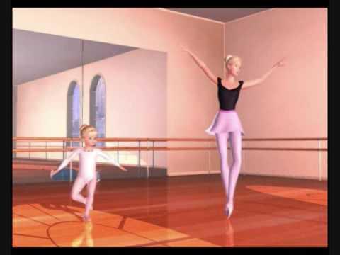 Enya Bard Dance Barbie In The Nutcracker