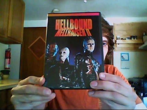 Top 10 Anchor Bay Horror DVD's